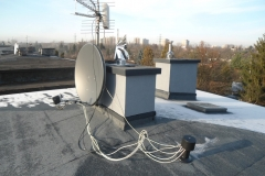 Naprawa i ocieplenie dachu Katowice - pokrycie styropapa - 48