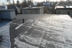 Naprawa i ocieplenie dachu Katowice - pokrycie styropapa - 49