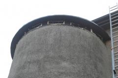 Naprawa i ocieplenie dachu Katowice - pokrycie styropapa - 50