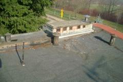 Remont dachu Katowice Drozdow - styropapa - 03