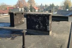 Remont dachu - pokrycie styropapa - Katowice - 04