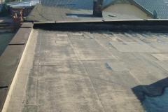Remont dachu - pokrycie styropapa - Katowice - 05