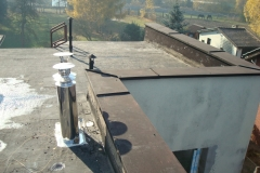 Remont dachu - pokrycie styropapa - Katowice - 06
