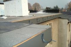 Remont dachu - pokrycie styropapa - Katowice - 16
