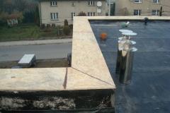 Remont dachu - pokrycie styropapa - Katowice - 19