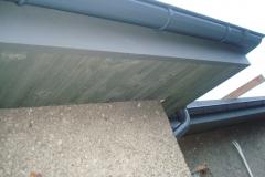 Remont dachu - pokrycie styropapa - Katowice - 21