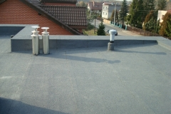 Remont dachu - pokrycie styropapa - Katowice - 28