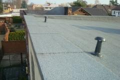 Remont dachu - pokrycie styropapa - Katowice - 29