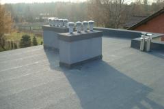 Remont dachu - pokrycie styropapa - Katowice - 33