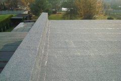 Remont dachu - pokrycie styropapa - Katowice - 34