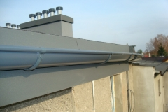 Remont dachu - pokrycie styropapa - Katowice - 35