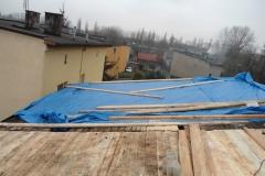 Wymiana dachu Czeladz - pokrycie papa termozgrzewalna - 01