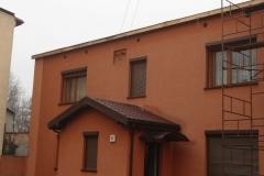 Wymiana dachu Czeladz - pokrycie papa termozgrzewalna - 04