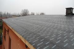 Wymiana dachu Czeladz - pokrycie papa termozgrzewalna - 05