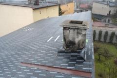 Wymiana dachu Czeladz - pokrycie papa termozgrzewalna - 07