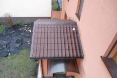 Wymiana dachu Czeladz - pokrycie papa termozgrzewalna - 09