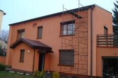 Wymiana dachu Czeladz - pokrycie papa termozgrzewalna - 14