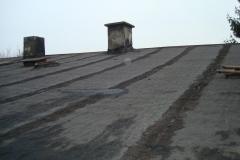 Wymiana dachu Czeladz - pokrycie papa termozgrzewalna - 16