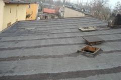 Wymiana dachu Czeladz - pokrycie papa termozgrzewalna - 17