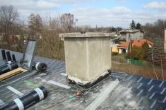 Wymiana dachu Czeladz - pokrycie papa termozgrzewalna - 22