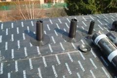 Wymiana dachu Czeladz - pokrycie papa termozgrzewalna - 24