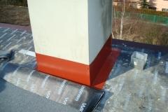 Wymiana dachu Czeladz - pokrycie papa termozgrzewalna - 25