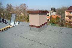 Wymiana dachu Czeladz - pokrycie papa termozgrzewalna - 29