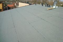 Wymiana dachu Czeladz - pokrycie papa termozgrzewalna - 30