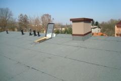 Wymiana dachu Czeladz - pokrycie papa termozgrzewalna - 31