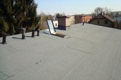 Wymiana dachu Czeladz - pokrycie papa termozgrzewalna - 32