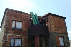 wymiana dachu Tapkowice wiezba dachowa pokrycie papa_01