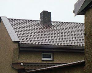 Wymiana dachu – blachodachówka Dąbrówka Wielka
