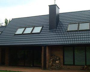 Remont dachu Katowice blachodachówka