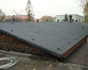 Wymiana dachu Katowice pokrycie papa termozgrzewalna