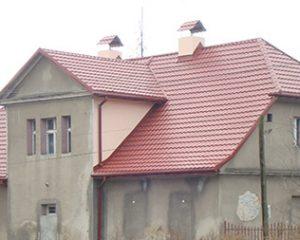 Remont dachu Miasteczko Śląskie – pokrycie blachodachówka