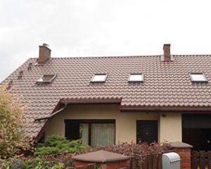 Remont dachu Sośnicowice blachodachówka