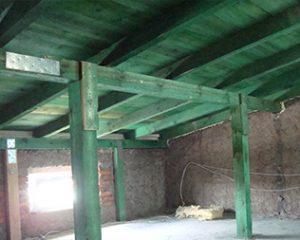 Wymiana dachu Tąpkowice więźba dachowa pokrycie papa