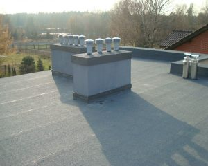 Remont dachu – pokrycie styropapa – Katowice