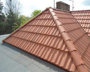 Dekarz Katowice – wymiana dachu styropapa i dachówka marsylka