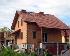 Budowa dachu Rybnik dachówka ceramiczna zakładkowa