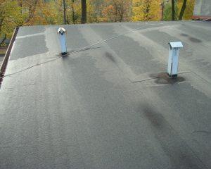 Naprawa dachu Chorzów – pokrycie papa termozgrzewalna