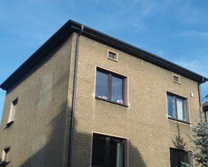 Naprawa i ocieplenie dachu Katowice – pokrycie styropapa